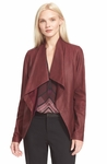 Vince Drape Neck Jacket - 3.4