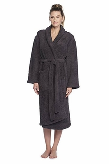 Barefoot Dreams CozyChic Carbon Robe