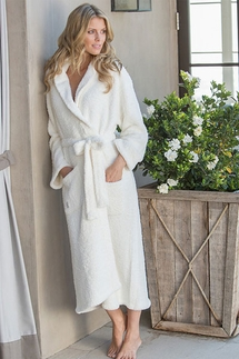 Barefoot Dreams CozyChic Pearl Robe