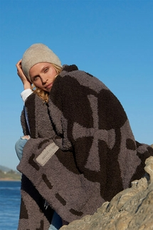 Barefoot Dreams Faith In Prayer CozyChic Throw