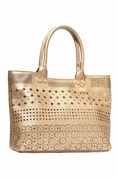 Big Buddha Fiji Bronze Handbag
