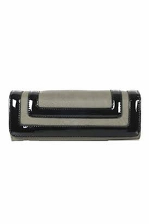 Big Buddha Toro Grey Clutch/Wallet