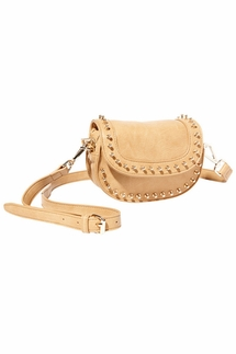 Big Buddha Zola Camel Crossbody Bag