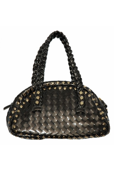 Deux Lux Gidget Small Charcoal Bag