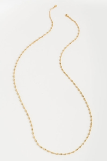 Gorjana Bali Layer Wrap Gold Necklace