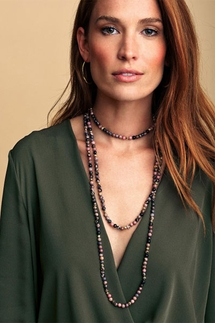 Gorjana Dakota Wrap Necklace
