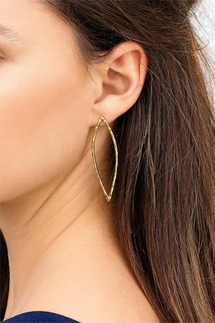 Gorjana Dylan Drop Earrings