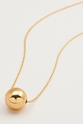 Gorjana Newport Gold Adjustable Necklace
