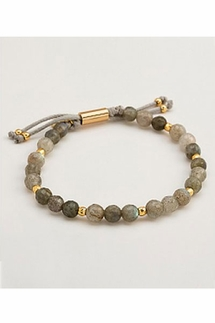 Gorjana Power Gemstone Beaded Bracelet For Balance