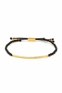 Gorjana Power Gemstone Black Onyx Bracelet