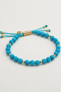 Gorjana Power Gemstone Beaded Bracelet For Healing
