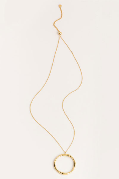 Gorjana Quinn Long Adjustable Necklace