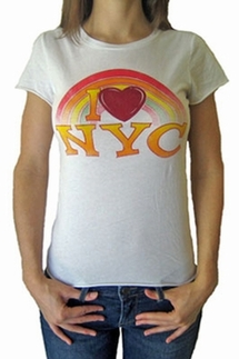 Jake's Dry Goods I Love NYC Tee