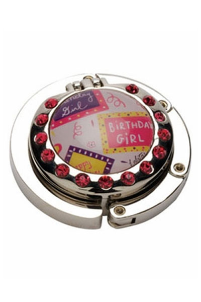 Lolita Birthday Girl Purse Hanger