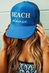 Mother Trucker Beach Please Royal Hat