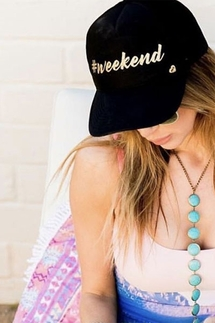 Mother Trucker #WEEKEND Hat