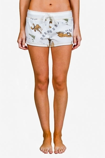 PJ Salvage Achoo Moose Short