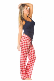 PJ Salvage Anchors Away Blue Tank and Red Check Pant