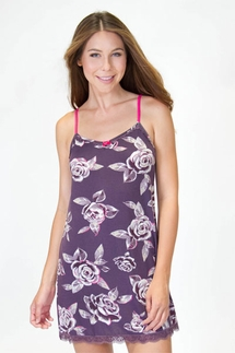 PJ Salvage Bella Flower Chemise