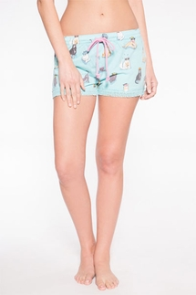 PJ Salvage Cat Short