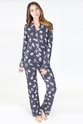 PJ Salvage Floral Seduction Pajama Set