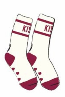 PJ Salvage Kiss Plush Socks