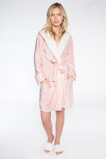 PJ Salvage Love Revolution Blush RObe