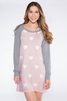 PJ Salvage Love Revolution Nightshirt