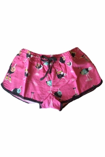 PJ Salvage Ostrich Short