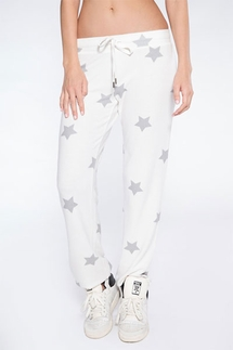 PJ Salvage Star Light Banded Pant