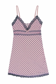 PJ Salvage Sweet Heart Dot Chemise