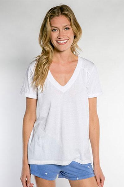 PJ Salvage White T-Shirt