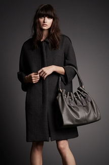 Steven by Steve Madden Verona Black Bag