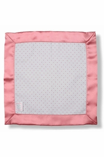 Swaddle Designs Baby Lovie, Bright Pink Polka Dot