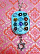 priesty breastplate unisex necklace
