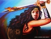 YOU ARE GOD'S WONDER WOMAN! 8.5x 11 print