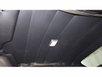 1962-1965 NOVA COUPE HEADLINER TIER BASKETWEAVE BLACK 5-BOW
