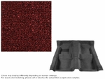 1964-1967 CHEVELLE CARPET MAROON