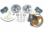 1964-1972 Chevelle Disc Brake Conversion Kit For 14 Wheels 11 Booster