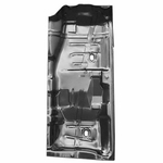 1964-1972 EL CAMINO HALF FLOOR PAN LEFT SIDE