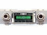 1964 Chevelle Custom Auto Sound USA-630 AM/FM Stereo 240 Watts Chrome
