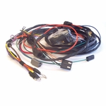1966 Chevelle Engine Harness, 396 With Warning Lights And Air Conditioning