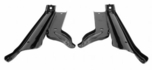 1966 Chevelle Front Bumper Brackets, 4 pc set
