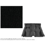 1968-1972 CHEVELLE CARPET BLACK