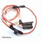 1968 Chevelle Console Extension Harness, Automatic