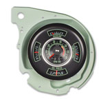 1969 Chevelle Tachometer and Gauge Cluster with 5000 RPM Red Line
