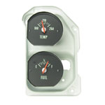 1970 Chevelle SS Temp and Fuel Gauges