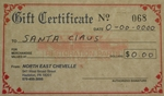 $275.00 Gift Certificate