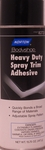 Bodyshop Heavy Duty Spray Trim Adhesive