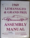 GTO LEMANS AND GRAND PRIX ASSEMBLY MANUALS